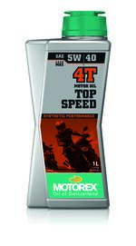 TOP SPEED 4T SAE 5W/40